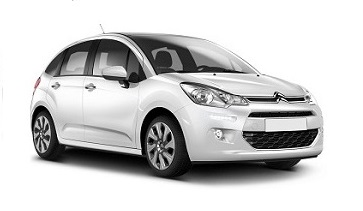 Rent a car Beograd, super cena, Citroen C3