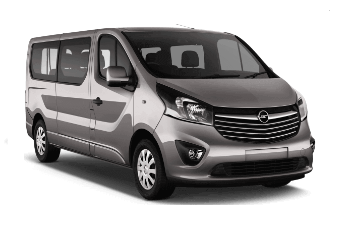 Rent a car Beograd, super cena, Opel Vivaro Bi-turbo Long​, kombi