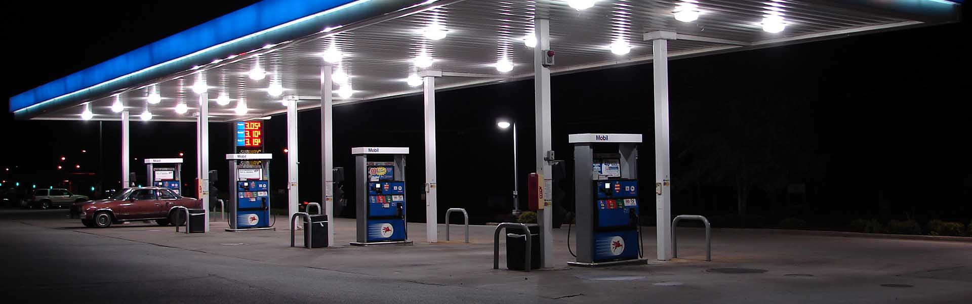 Plan to visit gas station before returning your car
